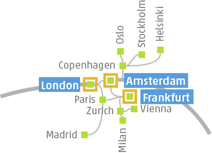 Connect Map